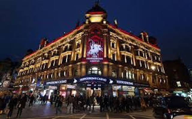 Here is London's Hippodrome Casino. The successful appeal by the hippodrome Casino was the last throw of casino licensing under the 1968 Act